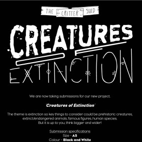 The Critter Shed: Creatures of Extinction
